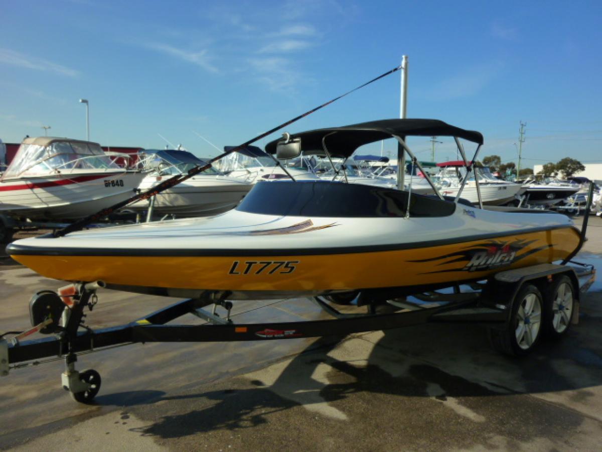 Rolco Phoenix Ski Boat Jv Marine Melbourne