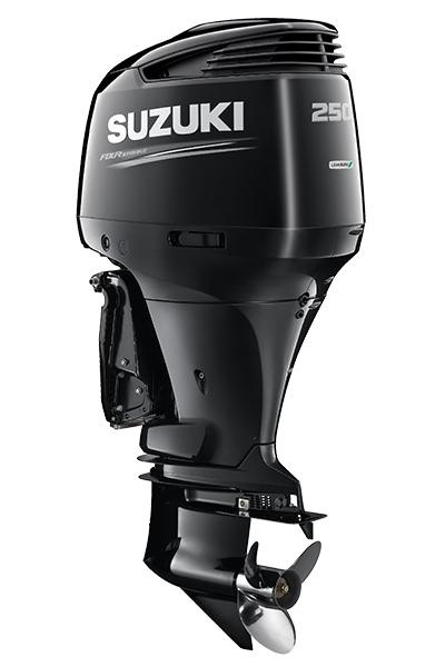 Suzuki 250hp 4-stroke Outboard - DF250APX