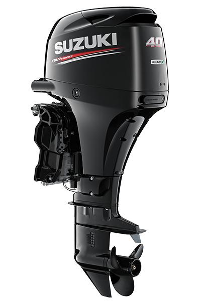 Suzuki 40hp 4 stroke light weight outboard for Suzuki 40 hp outboard motor