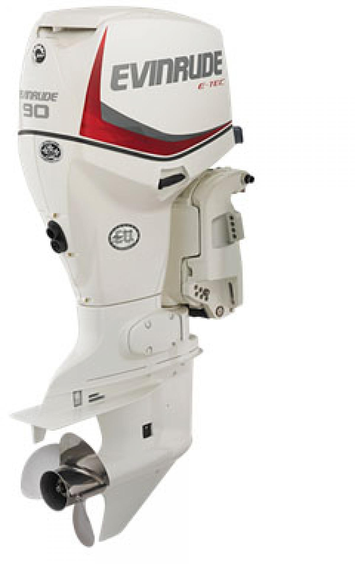 Evinrude E Tec 90hp Direct Injection Outboard