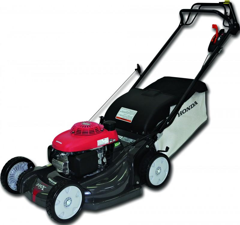 Lawn Mower On A Hill : Honda hrx hyu mulch catch lawnmower swan hill power