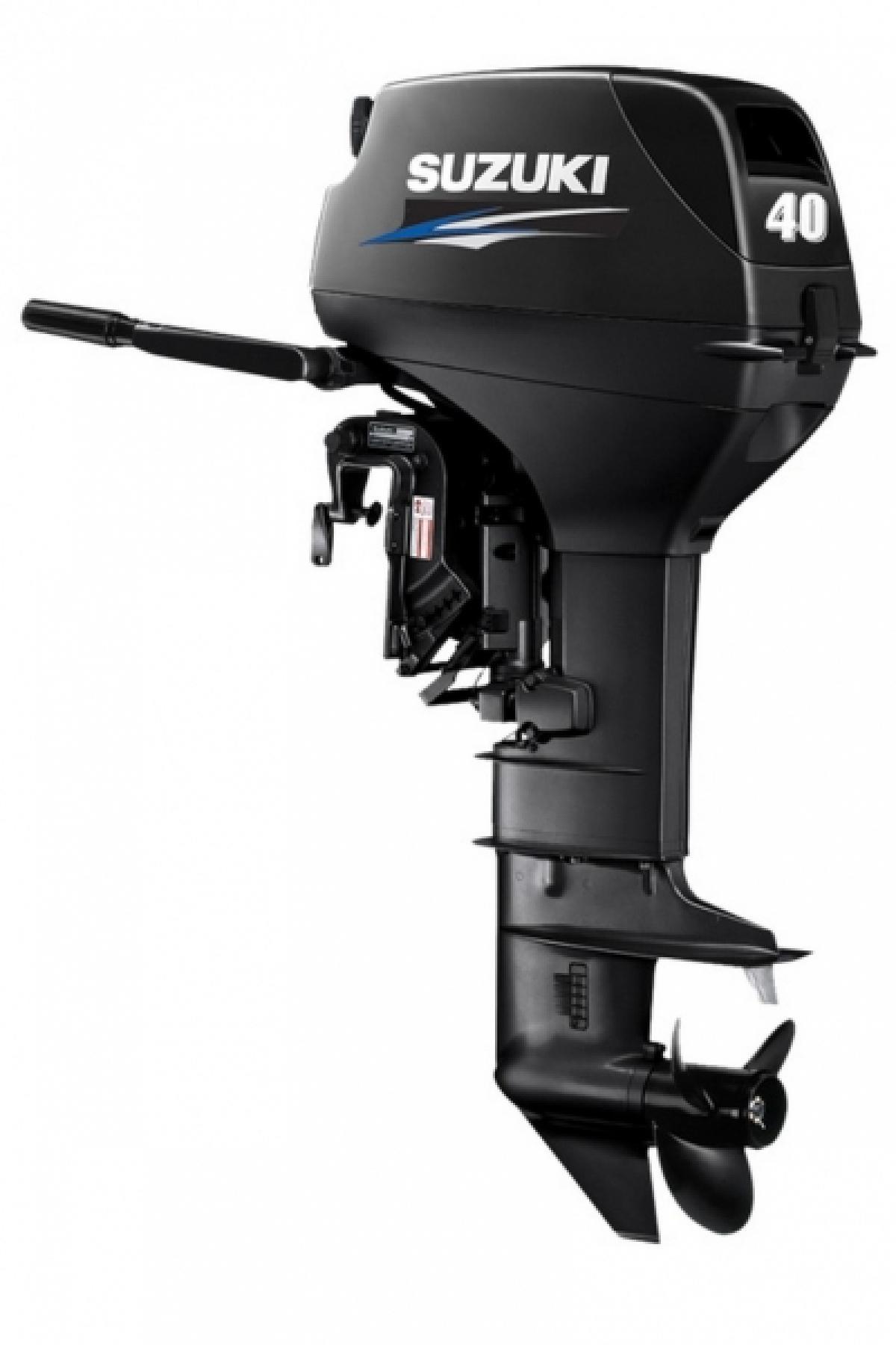 Boat listing suzuki 40hp 2 stroke electric start outboard for Suzuki 2 5 hp motor
