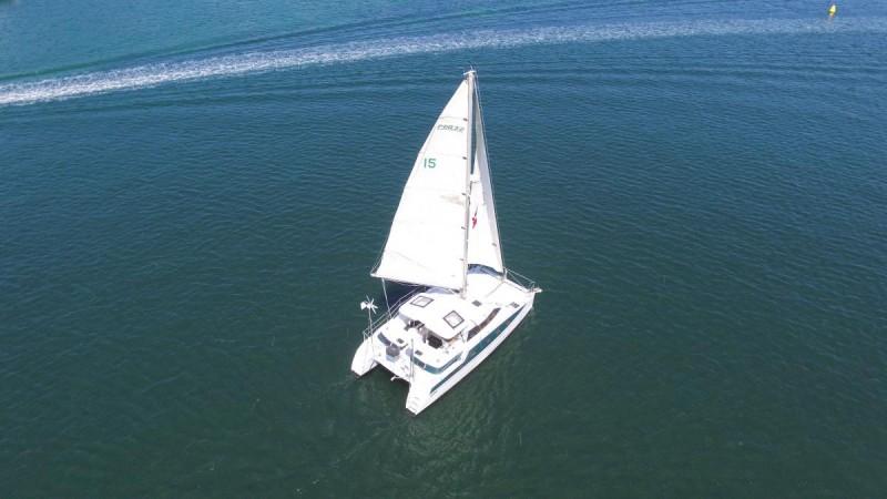 PDQ Cappela 32 Catamaran | Nautilus Mobile