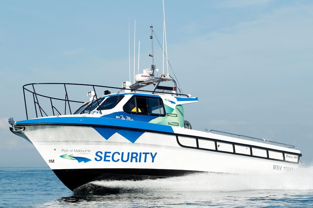 Commercial boats steber international for Commercial fishing boats